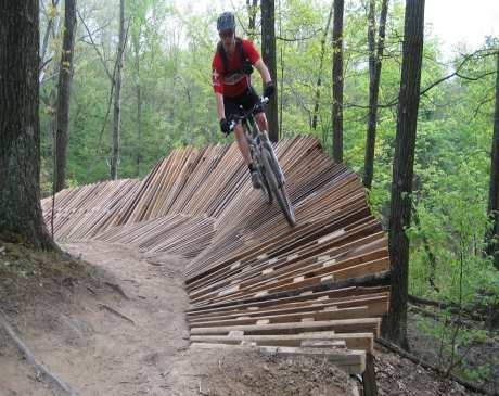 The 10 Best Mountain Biking Trails in Ohio!