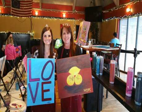 The 10 Best Places for Paint & Wine in Minnesota!
