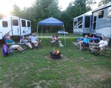 The 15 Best Camping Spots in New Hampshire!