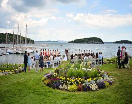 The 10 Best Wedding Locations in Maine!