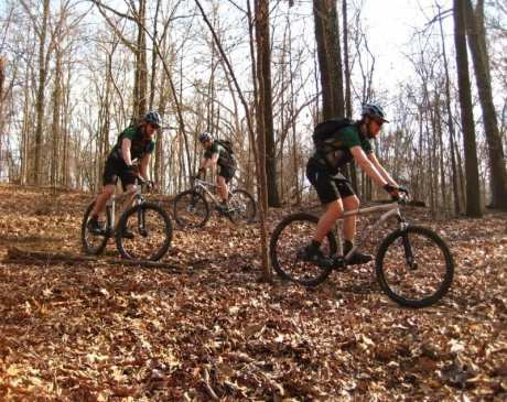 The 9 Best Mountain Biking Trails in Mississippi!