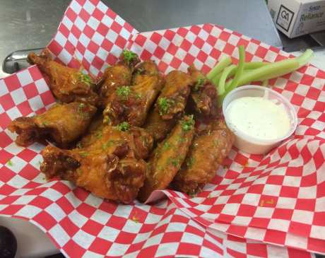 The 10 Best Wings in Vermont!