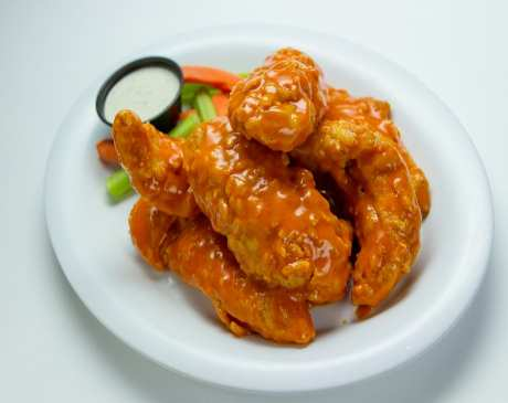 The 9 Best Spots for Wings in Maine!