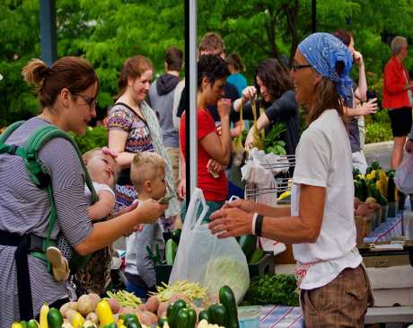 The 10 Best Farmers Markets in Indiana!