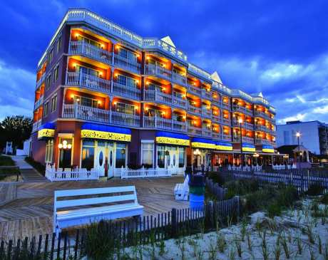 The 15 Coolest Hotels in Delaware