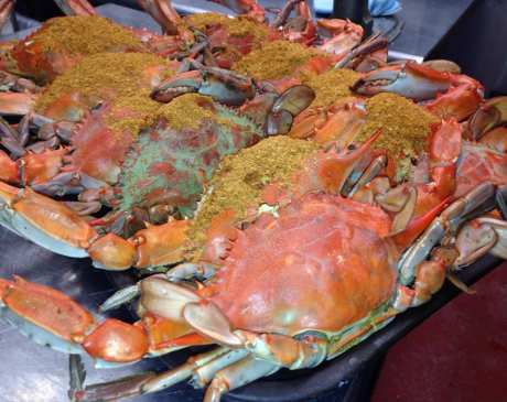 The 10 Best Seafood Restaurants in Maryland!