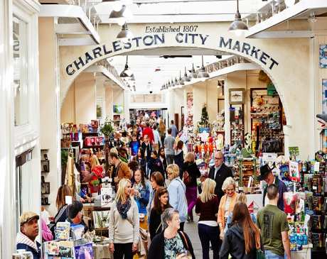 The 15 Best Holiday Shopping Destinations in South Carolina!