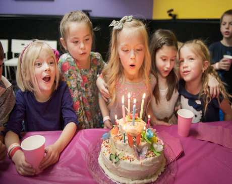 The 10 Best Places for a Kid's Birthday Party in Utah!