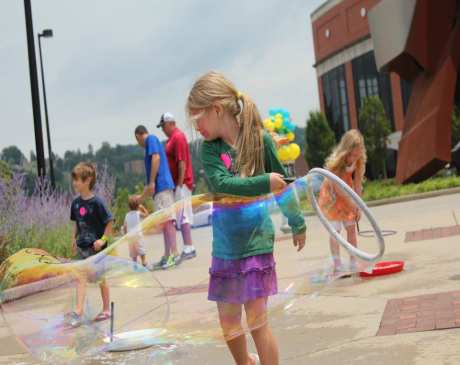 The 10 Best Places for a Kid's Birthday Party in West Virginia!