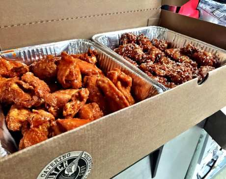 The 10 Best Spots for Wings in West Virginia!