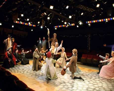 Maryland's 10 Best Live Theater Venues!