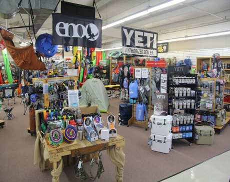 The 10 Best Sporting Goods Stores in North Carolina!