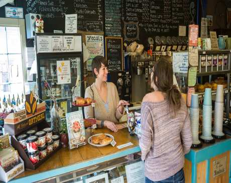The Coolest Coffee Shops in New Hampshire!