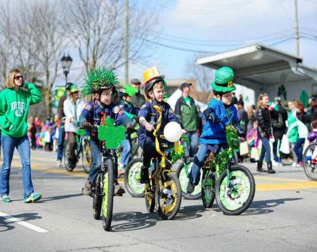 The 15 Best Places to Celebrate St. Patrick's Day in Ohio!