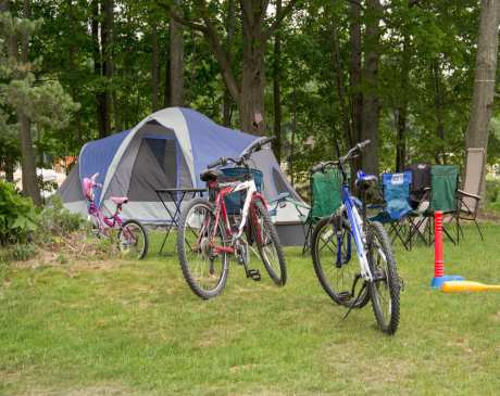 The 10 Best Camping Spots in Michigan!