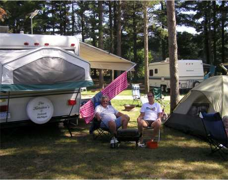 The 10 Best Camping Spots in Indiana!