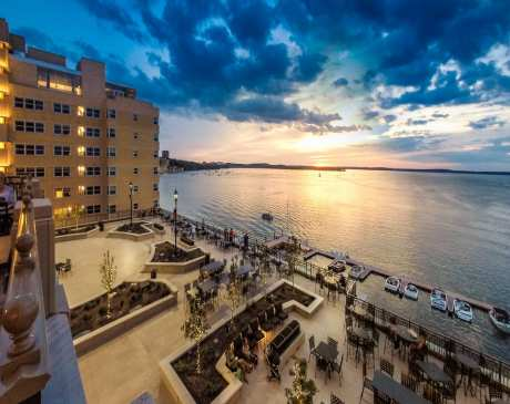 The 10 Most Unique Hotels in Wisconsin!