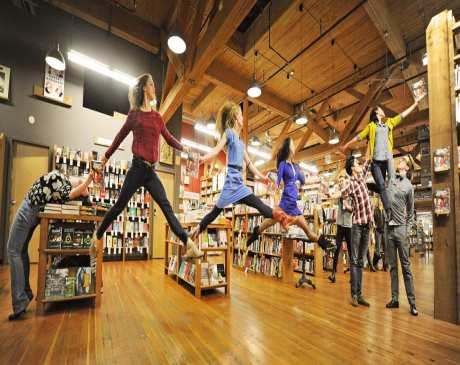 The 10 Best Bookstores in Washington!