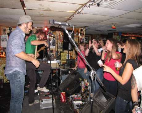 The 10 Best Live Music Venues in West Virginia!