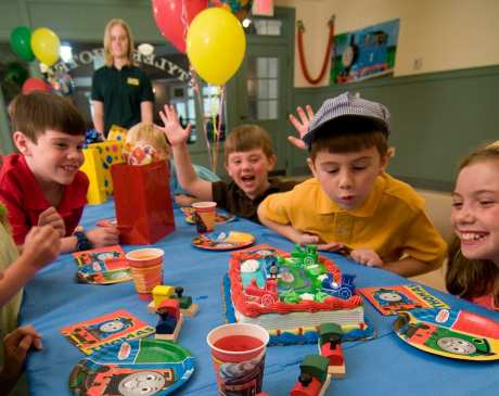 The 10 Best Places for a Kid's Birthday Party in Ohio!