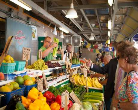 The 10 Best Markets in Ohio!