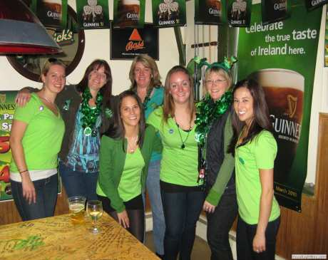 The 10 Best Places to Celebrate St. Patrick's Day in Vermont!