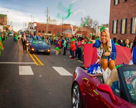 The 15 Best Places to Celebrate St. Patrick's Day in Arkansas!