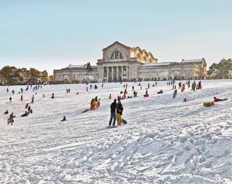 15 of Missouri's Best Winter Activities!
