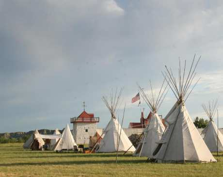The Top 10 Historical Sites in North Dakota!