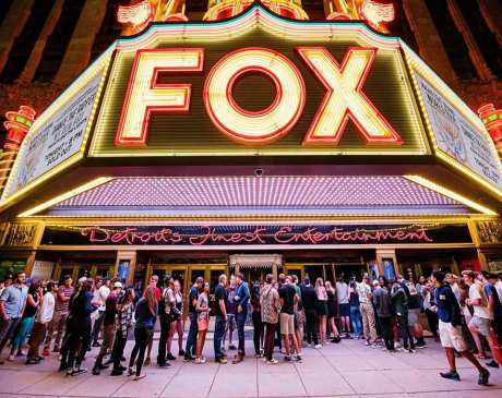 The Nine Most Incredible Theaters in Michigan!