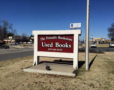 The 10 Best Bookstores in Arkansas!