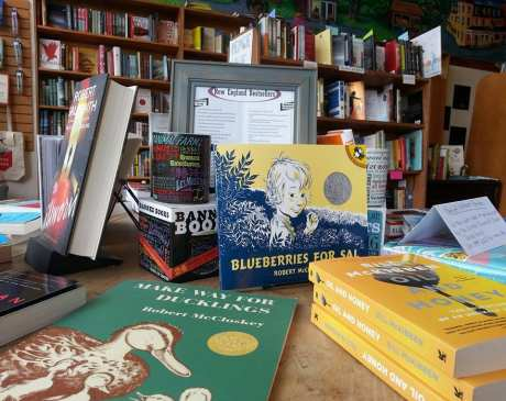The 10 Best Bookstores in Vermont!