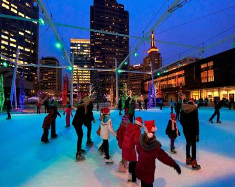 The 10 Best Ice Skating Rinks in Utah!