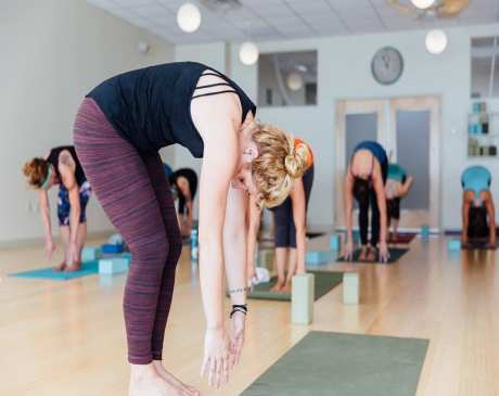 The 10 Best Yoga Studios in Maine!