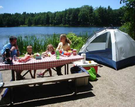 The 10 Best Camping Spots in Vermont!