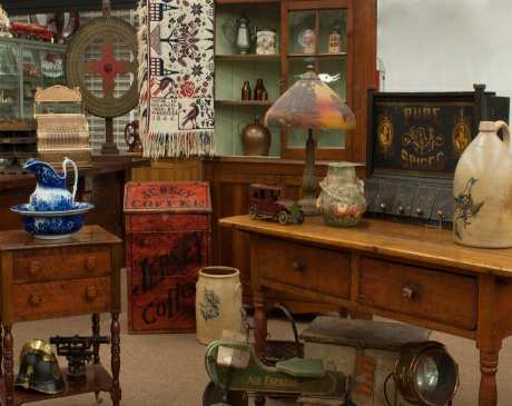 The 10 Best Antique Stores in Ohio!