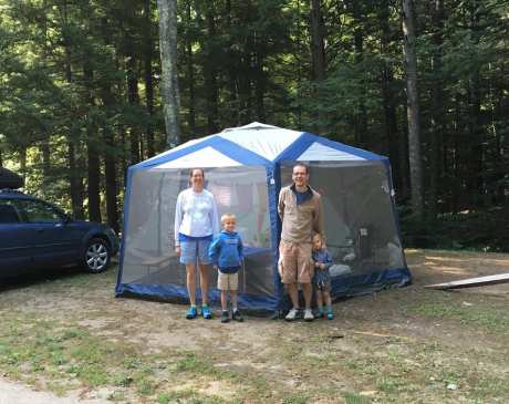 The 15 Best Camping Spots in Maine!