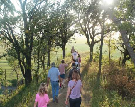 The 15 Best Hiking Trails in Iowa!