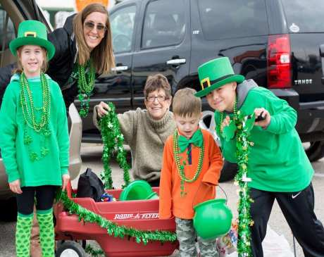The 15 Best Places to Celebrate St. Patrick's Day in Michigan!
