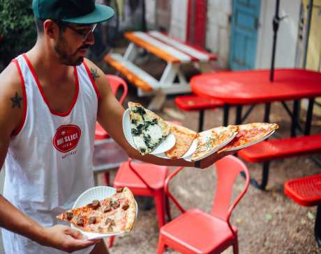 The 10 Best Pizza Restaurants in Texas!