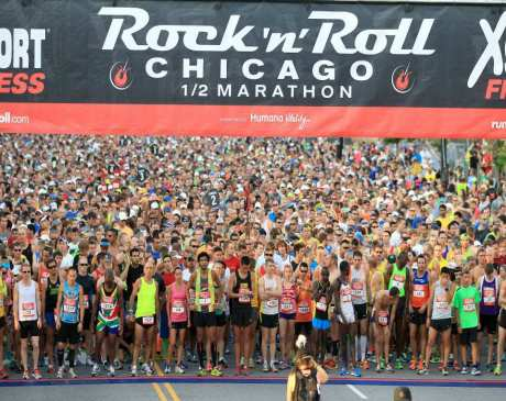 The 17 Best Road Races in Illinois!