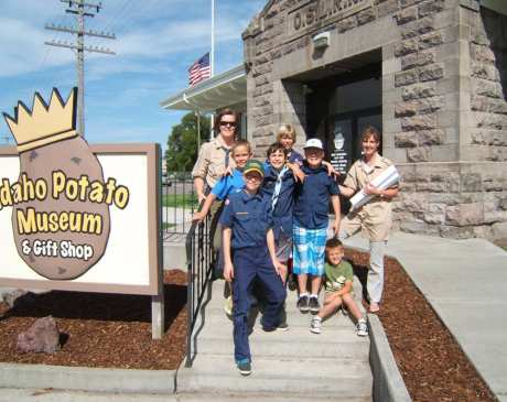 The 10 Best Educational Activities for Children in Idaho!