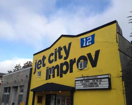 The 9 Best Comedy Clubs in Washington!