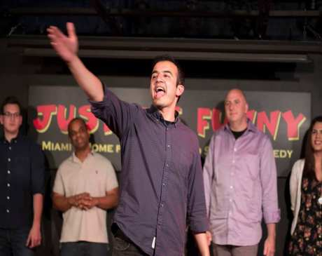 The 10 Best Comedy Spots in Florida!