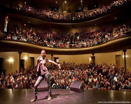 Kentucky's 10 Best Live Theater Venues!