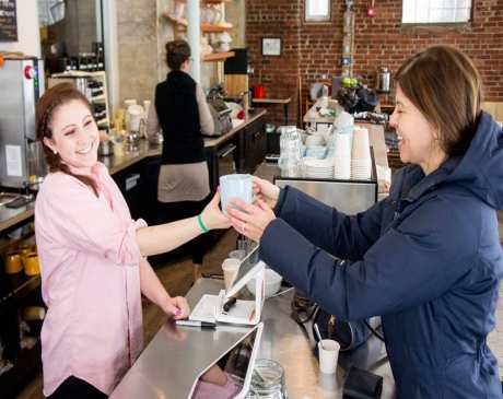 The 10 Coolest Coffee Shops in Maine!