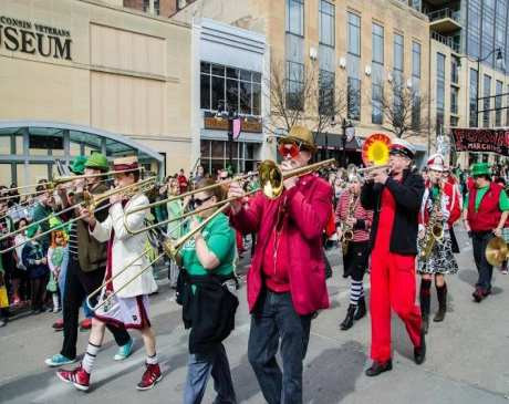The 15 Best Places to Celebrate St. Patrick's Day in Wisconsin!