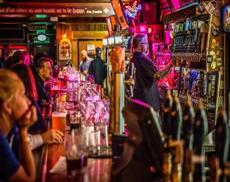 The 10 Best Bars in Maryland!