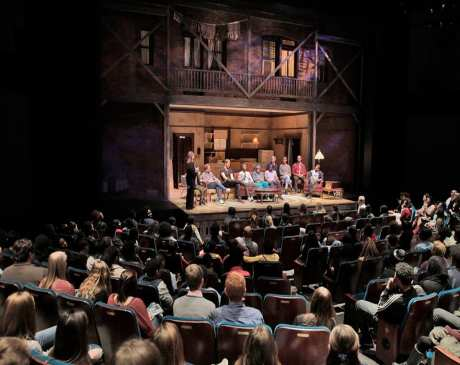 Missouri's 10 Best Live Theater Venues!