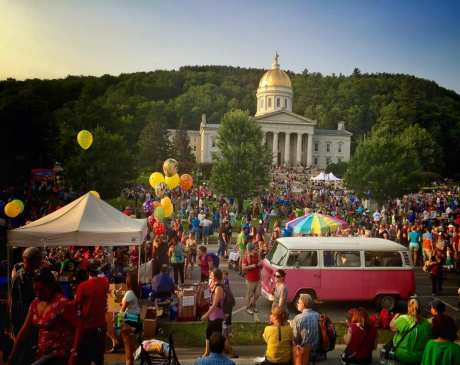 The Perfect Fourth of July in Vermont!